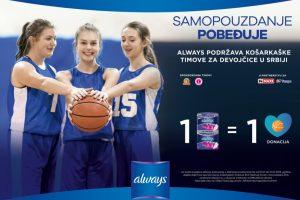 Polovina devojčica odustane od sporta pre kraja puberteta