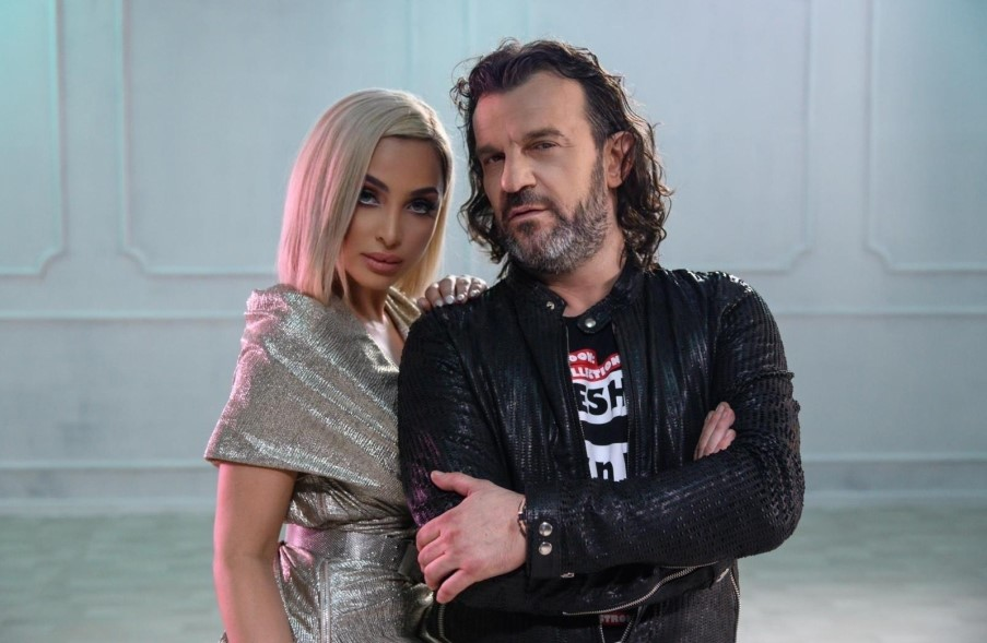STIGAO PROBLEM: Maya Berović i Aca Lukas objavili duetsku pesmu (VIDEO)