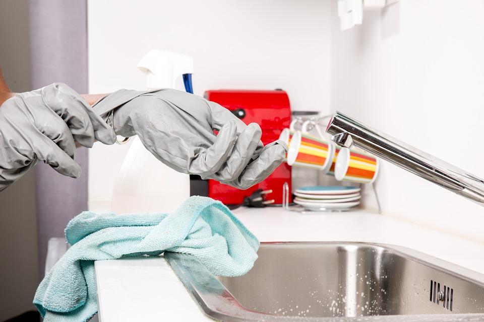 Očistite MIKROTALASNU za 4 minuta!
