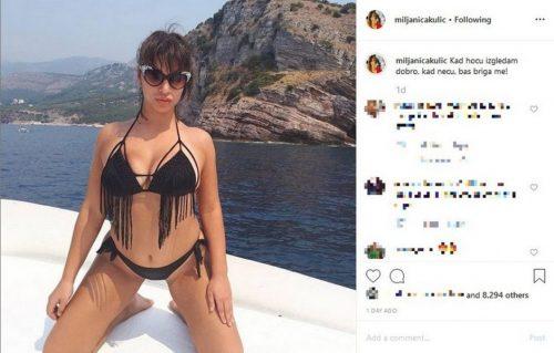 Miljana Kulić izgleda kao BOMBA!