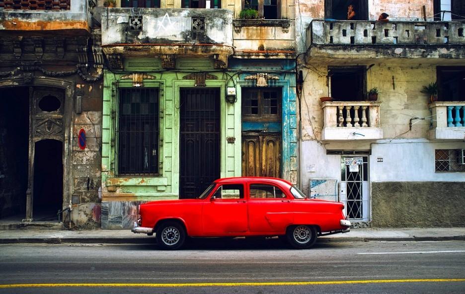 Osetite ritam salse, ukuse, mirise i ambijent Kube