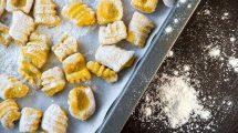 RECEPT DANA: Njoke od šargarepe sa parmezanom i žalfijom