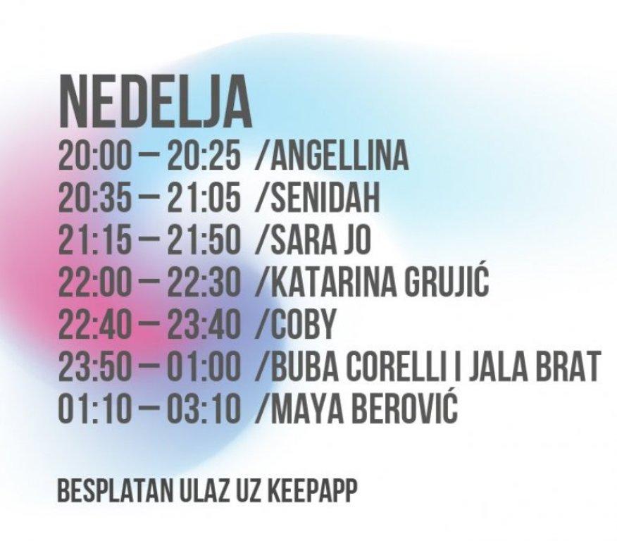 MUSIC WEEK BELGRADE: Poznati na žurki povodom početka najboljeg regionalnog festivala!