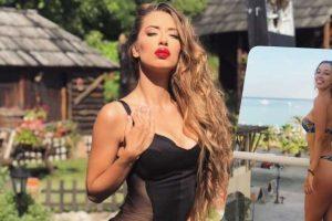 RASPAMETILA MUŠKARCE! Tea Tairović pokazala seksi guzu! FOTO