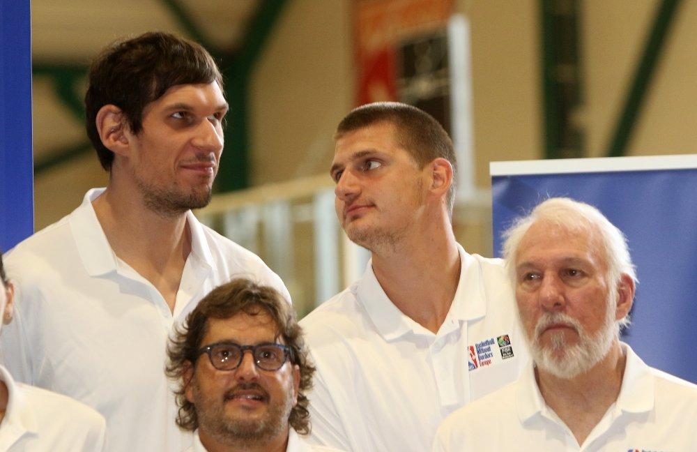 Orlovi jači za NBA tandem, Jokić od četvrtka