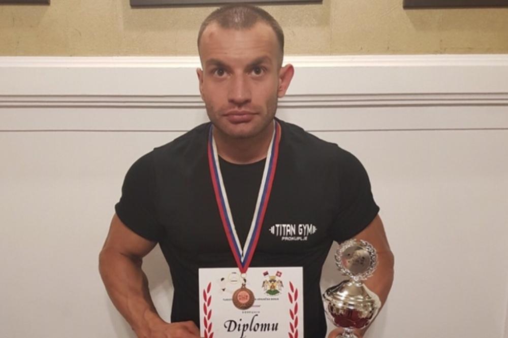 """Dušan Savić pobednik na IV memorijalnom kupu """"Miki Martinović"""""""