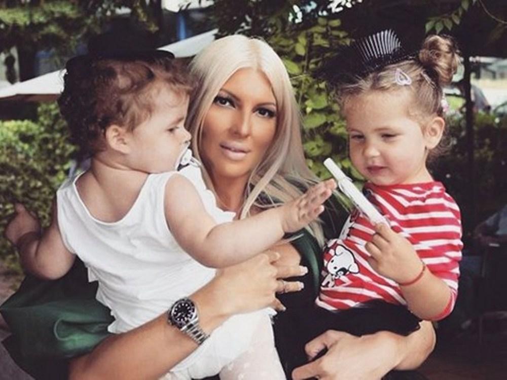 Jelena Karleuša proslavila rođendan svojim mezimicama