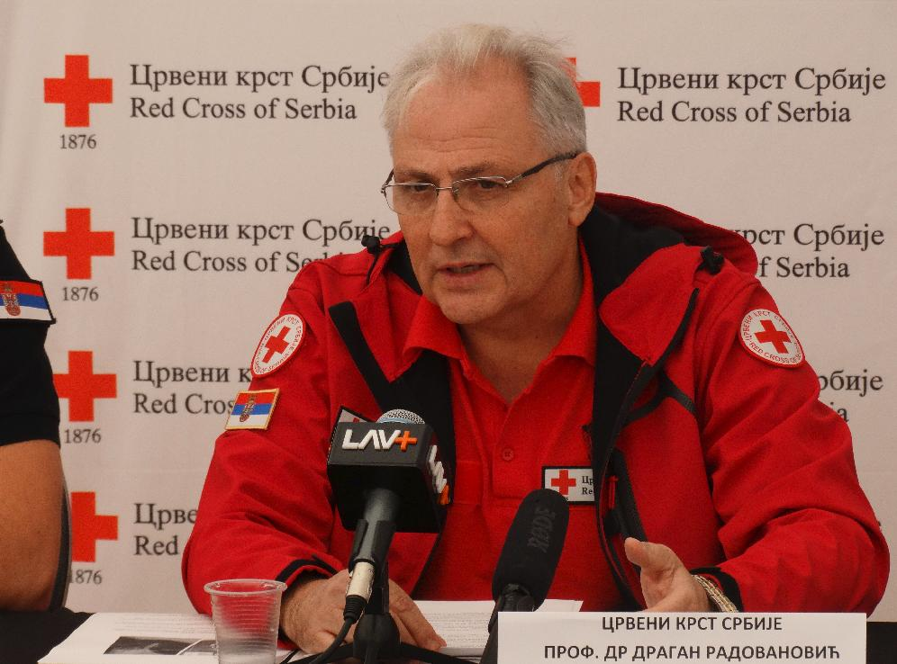 "Pomozimo sebi i drugima: Crveni krst započinje kampanju ""ŽIV SI GDE JE AED""!"
