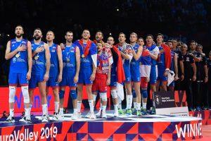 Tri srpska odbojkaša u 'drim timu' Evropskog prvenstva