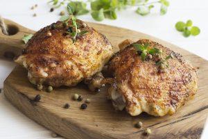 Recept daana: Pečena piletina sa senfom i medom