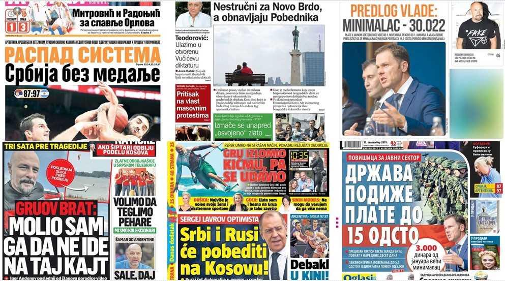 naslovne strane ,blic, današnje novine, dnevne novine, dnevnik, kurir,današnje novine,informer,najvažnije vesti, politika, srpski telegraf, prelistavanje, večernje novosti,sportski zurnal, story