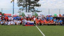 "Diplomate za decu – održan drugi Humanitarni fudbalski turnir ""Diplomats 4 Children"""