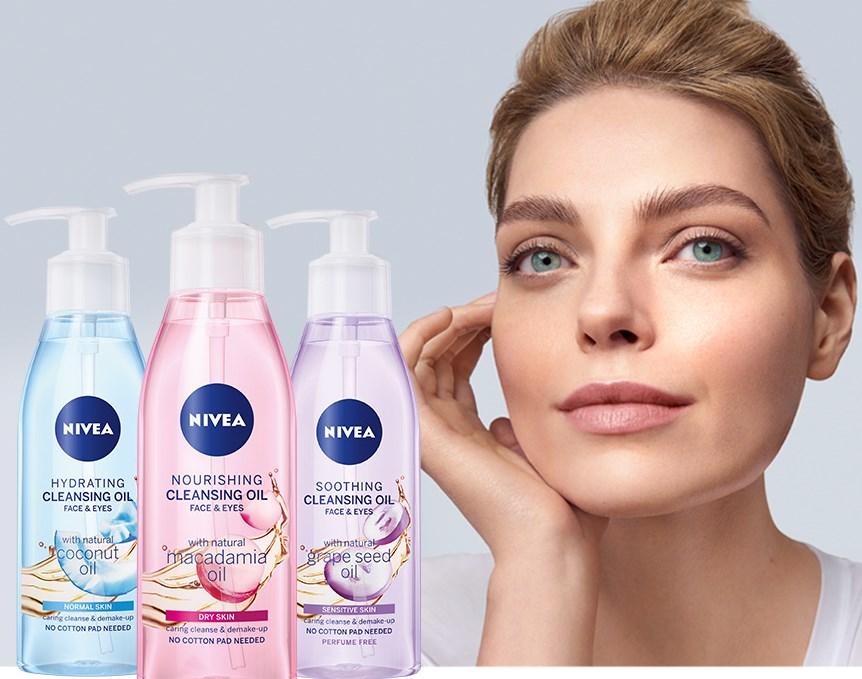 NOVO: NIVEA ulja za čišćenje lica