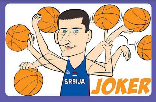 """Košarkaški savez Srbije i Blic Sport predvode navijače """"plavih"""" novim Viber stikerima do zlata na Svetskom prvenstvu u Kini"""