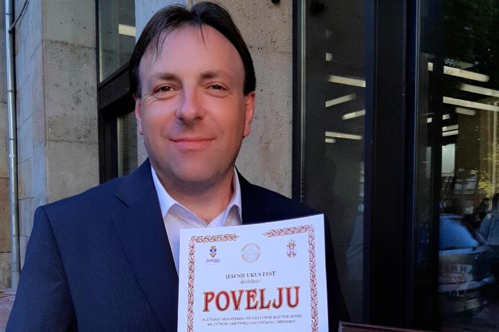 Boban Stanković osvojio ženska srca na festivalu kulture u Kombank Dvorani!