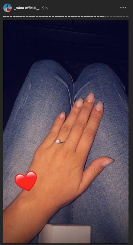 Verila se Mina Vrbaški! Pokazala i prsten, svi se pitaju KAD PRE?!