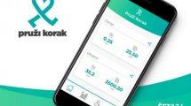 """SVAKI KORAK VREDI: Pomoću aplikacije """"PRUŽI KORAK"""" možete pomoći deci oboleloj od raka"""
