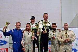 Uspešno završen 2. Reli Đerdap – pobednik Angelov u Škodi Fabiji R5