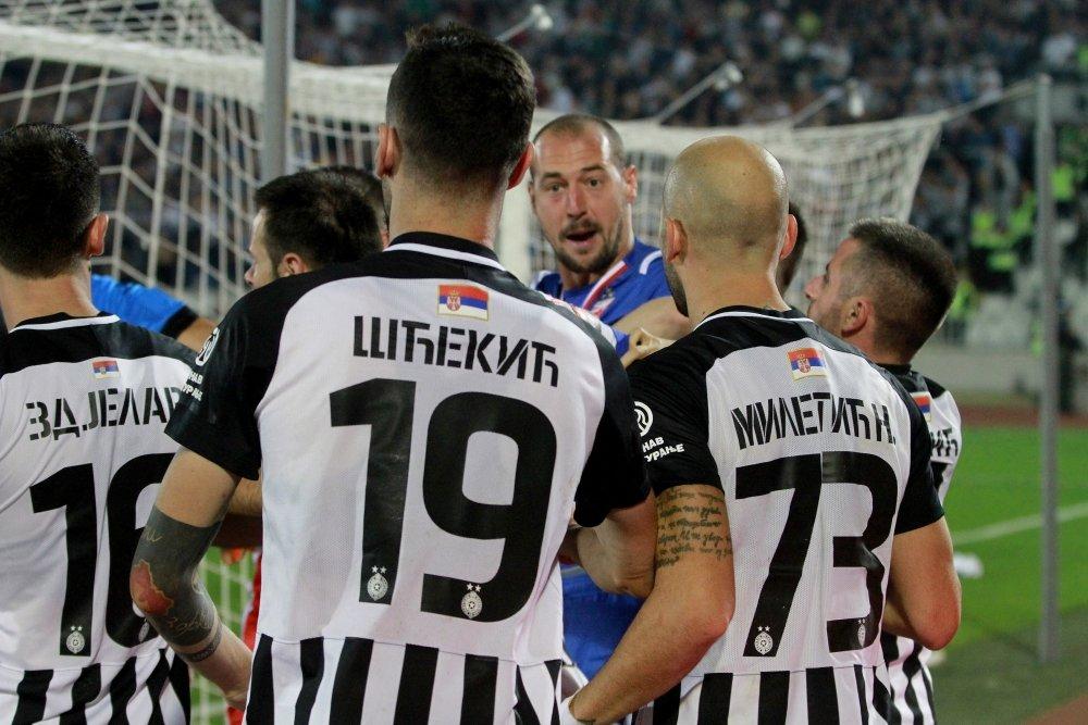 Partizan razbio Zvezdu u Humskoj, gosti došli po bod, proveli se kao bosi po trnju