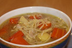 RECEPT DANA: Supa sa lukom