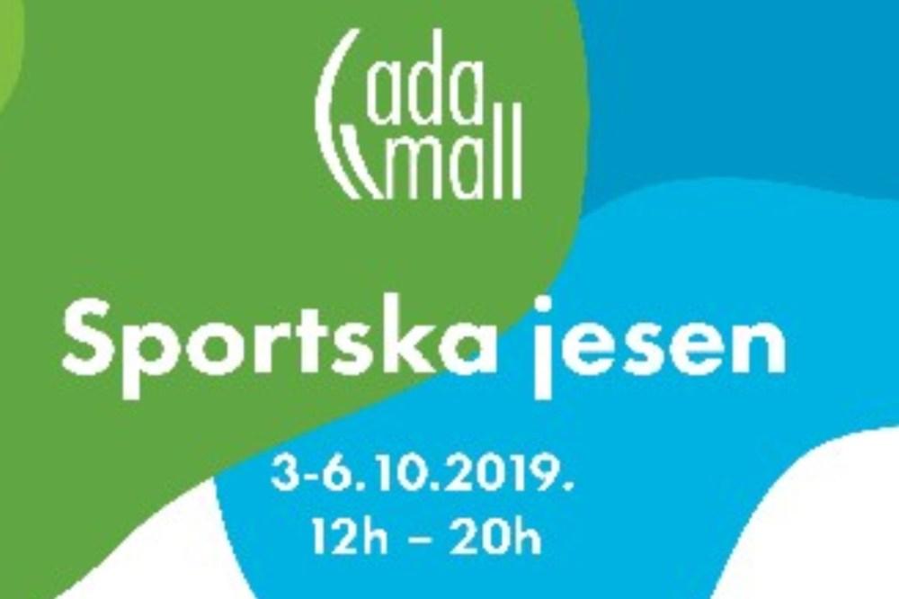Ada Mall sportska jesen