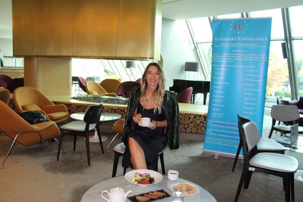 Ana Stanić sa muzičkog doručka