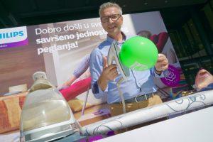 Dejan Pantelić nam otkriva kako da peglanje postane zabava
