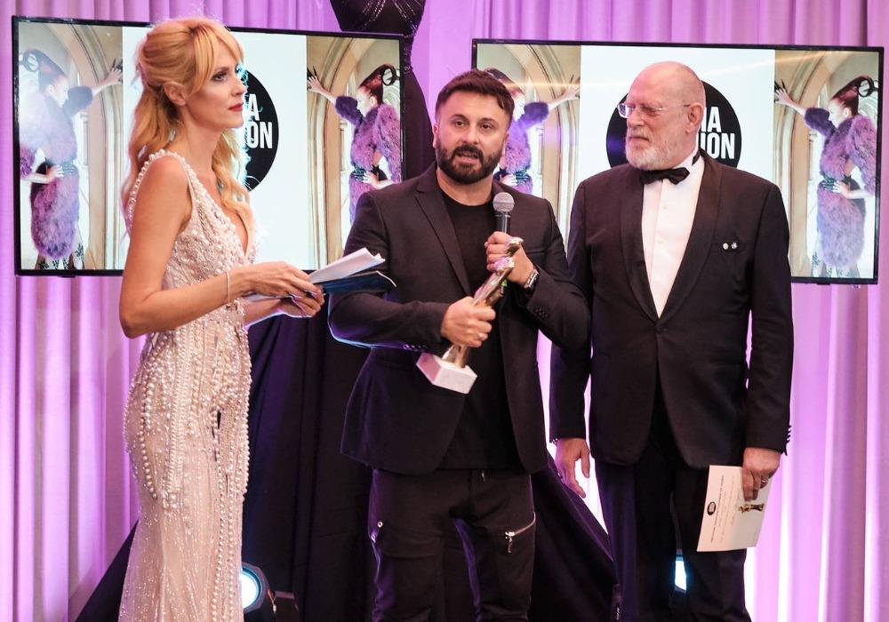 """Svečanom ceremonijom """"Serbia Fashion Awards"""" zatvoren 13. """"Serbia Fashion Week"""""""