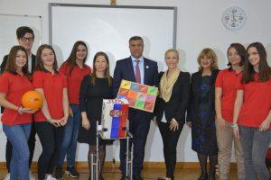 Tim Srbije otputovao na Olimpijadu u robotici