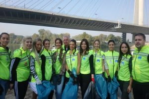SRPSKE MISICE DALE SVOJ DOPRINOS: Sprovedena jesenja akcija čišćenja priobalja reke Save