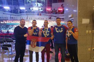 SRBIJA dobila VICEŠAMPIONA SVETA u sportskom obaranju ruke!