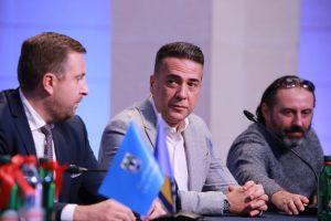 ŽELJKO JOKSIMOVIĆ U SARAJEVU PROMOVISAO NOVOGODIŠNJI KONCERT I DOČEK 2020