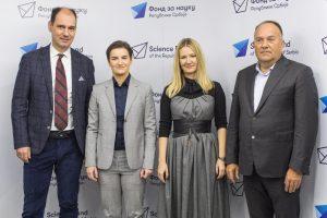 DO KRAJA GODINE JOŠ 6.200.000 EVRA KROZ PROGRAME FONDA ZA NAUKU REPUBLIKE SRBIJE
