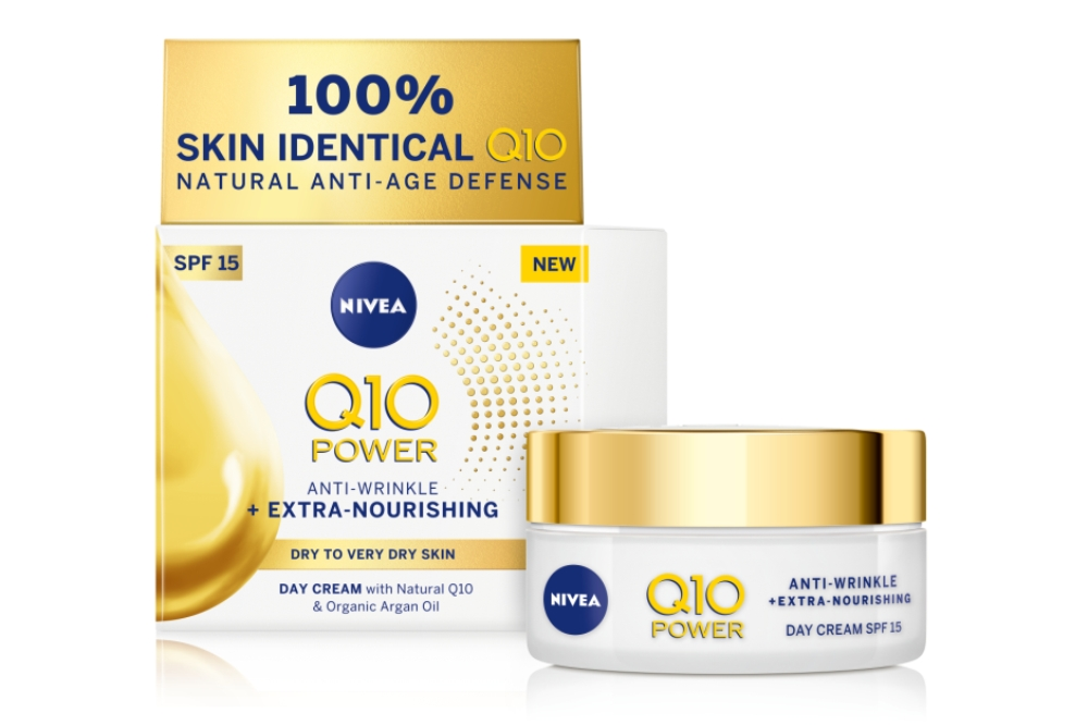 NOVO:NIVEA Q10 POWER Anti-Wrinkle + Extra-Nourishing