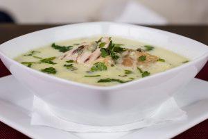 RECEPT DANA: Krem supa sa piletinom i pečurkama
