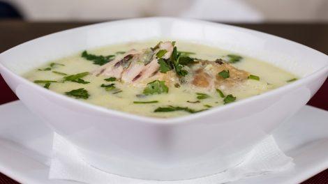 RECEPT DANA: Krem supa od praziluka