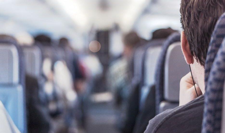 u avionu