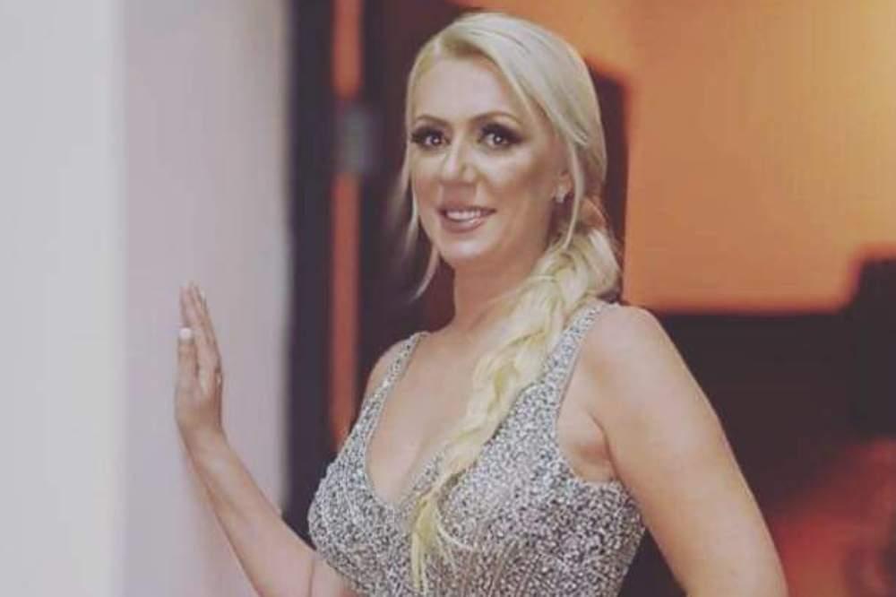 U sjaju i glamuru Elma Hrustić dočekuje novu godinu