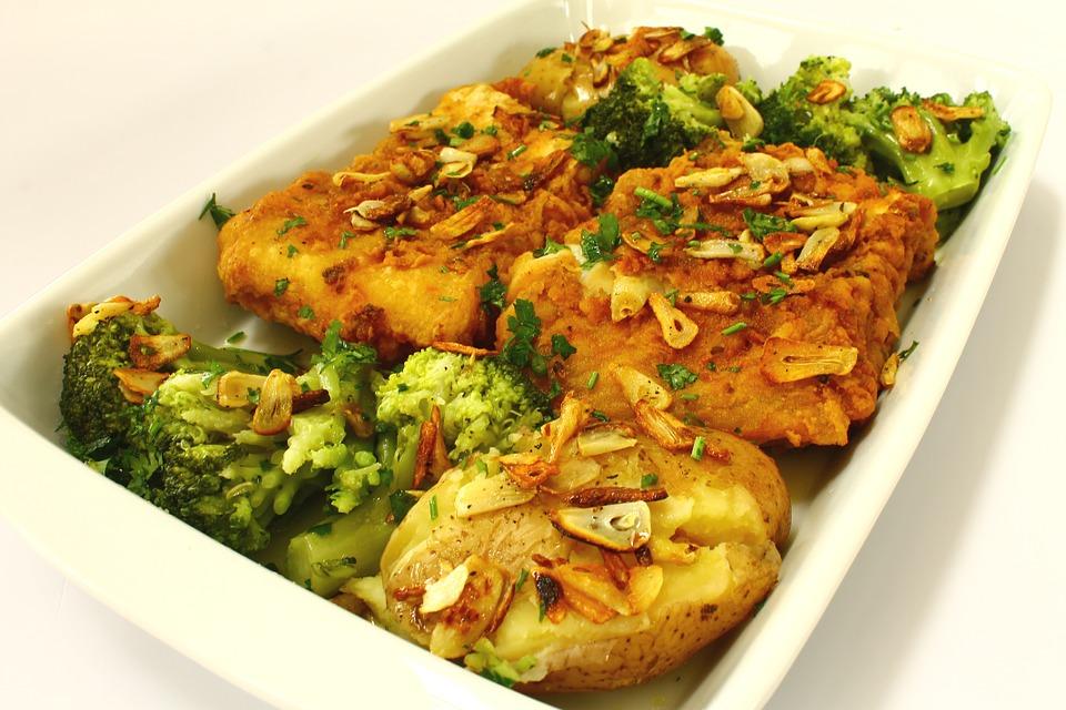 RECEPT DANA: Hrskavi zalogajčići brokolija