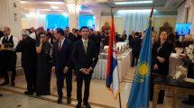 Svečani prijem povodom otvaranja ambasade Kazahstana u Beogradu