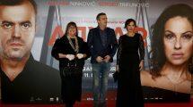 "BLISTAO CRVENI TEPIH: Poznati se okupili na premijeri filma ""Ajvar"""