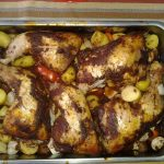 Recept dana: Pileći bataci sa parmezanom