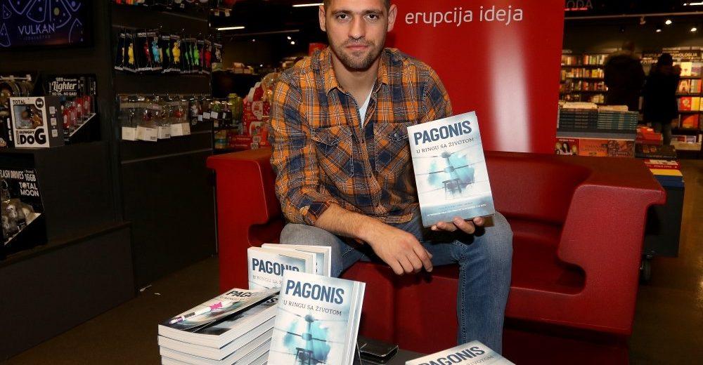 Nenad Pagonis promovisao autobiografiju uz - šahovsku tablu!