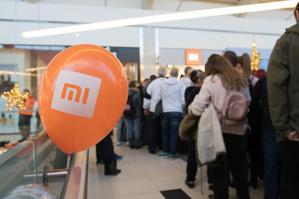 Neverovatni redovi na otvaranju prve Xiaomi prodavnice u Novom Sadu!, Gradski Magazin