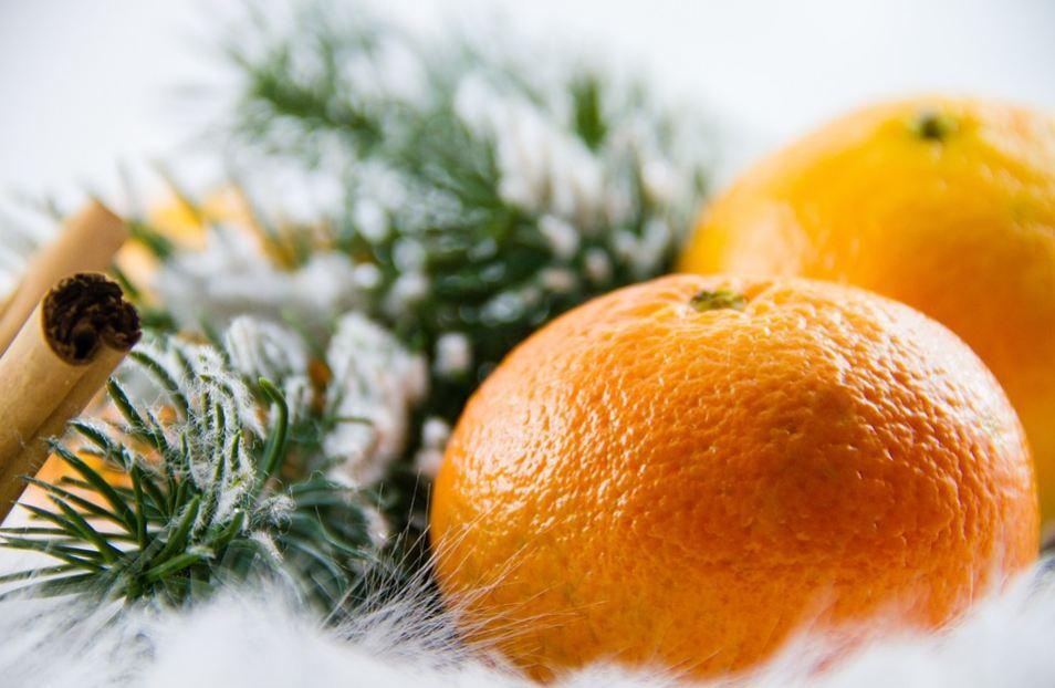 zimsko voće