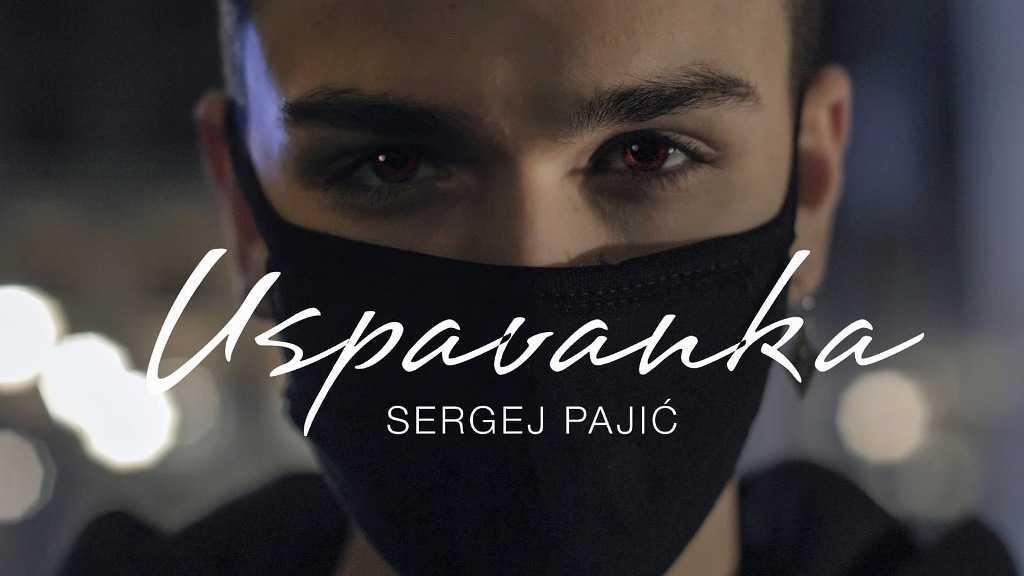 Pobednik Pinkovih zvezdica Sergej Pajić objavio modernu Uspavanku