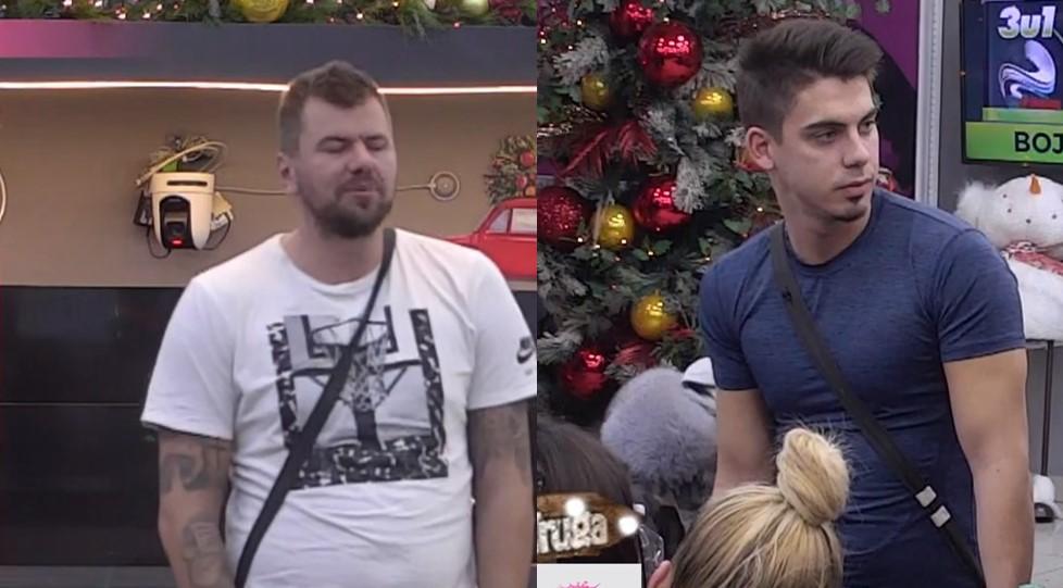 Zadruga nominacije: Janjuš i Filip u izolaciji!
