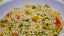 Recept dana: Rižoto od povrća i vina na francuski način