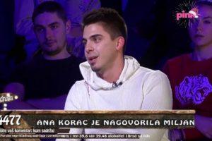 "UBEDLJIVA POBEDA Janjuša, Filip Reljić ponovo NAPUSTIO ""Zadrugu""! (VIDEO)"
