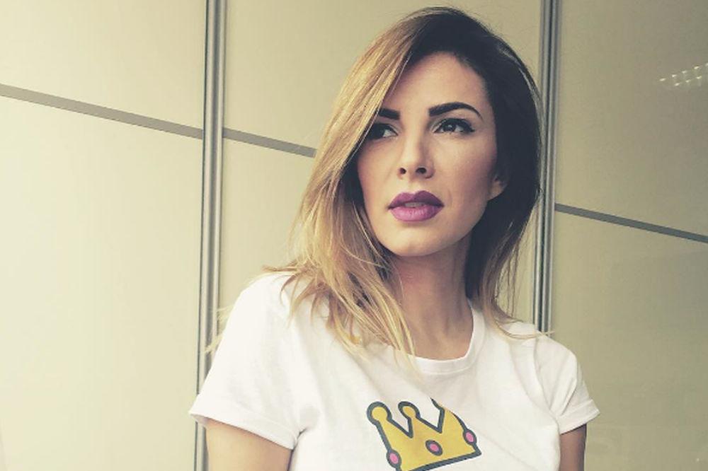 Marina Tadić sa stomakom do zuba oduševila fanove (FOTO)